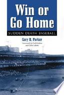 Win Or Go Home Book PDF