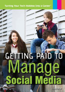 Getting Paid to Manage Social Media