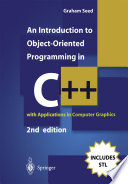 An Introduction to Object-Oriented Programming in C++