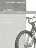 Saxon Math Intermediate 3