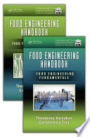 Food Engineering Handbook  Two Volume Set Book