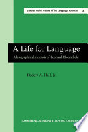 A Life For Language