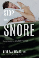 Stop the Snore