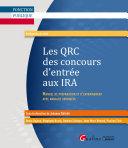 Les QRC des concours d'entrée aux IRA