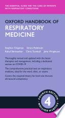 Oxford Handbook of Respiratory Medicine 4e Book