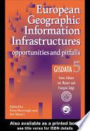 European Geographic Information Infrastructures