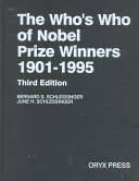 The Who s who of Nobel Prize Winners  1901 1995
