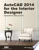 Autocad 2014 for the Interior Designer