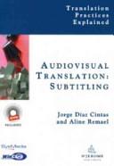 Audiovisual Translation