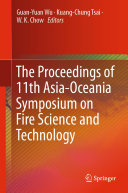 The Proceedings of 11th Asia Oceania Symposium on Fire Science and Technology