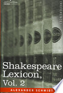 Shakespeare Lexicon