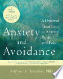 Anxiety and Avoidance Book