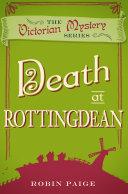 Death at Rottingdean