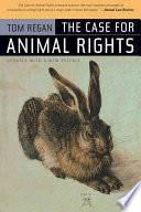 The Case for Animal Rights by Tom Regan PDF