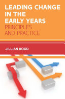 Leading Change In Early Years