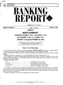 Bna S Banking Report