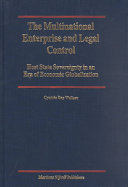 The Multinational Enterprise and Legal Control