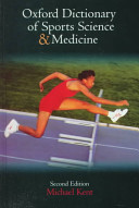 The Oxford Dictionary Of Sports Science And Medicine Book PDF