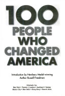 100 people who changed America.