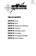 Battle Royale Volume 4