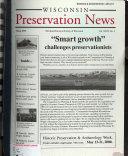 Wisconsin Preservation News