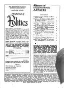 Medunarodna Politika