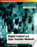 Digital Control Stat Var Methd 3e Book PDF
