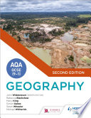 Aqa Gcse 9 1 Geography Second Edition