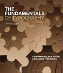 Pdf The Fundamentals of Typography Telecharger