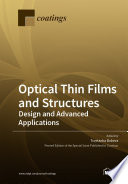 Optical Thin Films and Structures Book