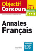 Objectif CRPE Annales Français [Pdf/ePub] eBook