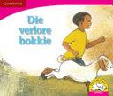 Books - Die Verlore Bokkie | ISBN 9780521724517