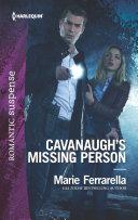 Cavanaugh's Missing Person [Pdf/ePub] eBook