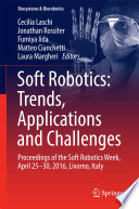 Soft Robotics  Trends  Applications and Challenges