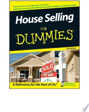 House+Selling+For+Dummies