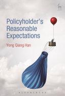 Policyholder's Reasonable Expectations Pdf/ePub eBook