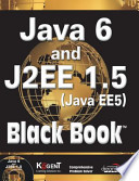 Java 6 And J2Ee 1.5, Black Book (With Cd)