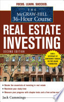 The McGraw Hill 36 Hour Course  Real Estate Investing  Second Edition