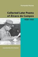 The Collected Poems of   lvaro de Campos  1928 1935