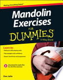 Mandolin Exercises For Dummies, Enhanced Edition