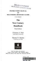 New Century Handbook Im Sup