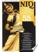 New Theatre Quarterly 55 Volume 14 Part 3