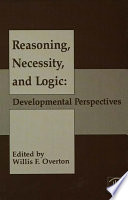 Reasoning Necessity And Logic Book PDF