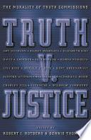 Truth v  Justice