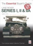 Land Rover Series I, II & IIA Pdf/ePub eBook