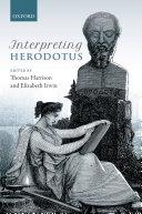 Interpreting Herodotus