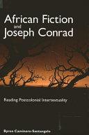 African Fiction and Joseph Conrad Pdf/ePub eBook