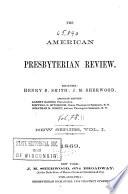 The American Presbyterian Review