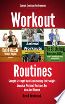 Workout Routines Book PDF
