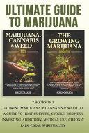 Ultimate Guide To Marijuana Book